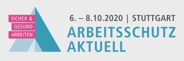 Arbeitsschutz Aktuell2020,斯图加特安防展,德国安防展